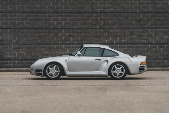 Porsche 959 Komfort (1987) | RM Sotheby's
