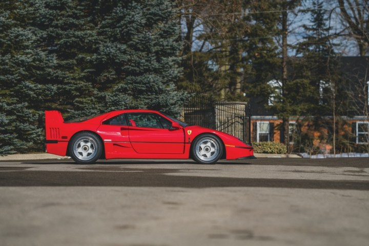 Ferrari F40 (1992)   RM Sotheby's