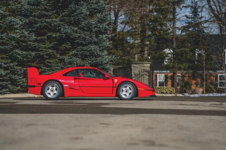 Ferrari F40 (1992) | RM Sotheby's