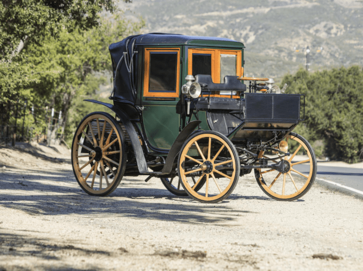 Benz 10hp Mylord-Coupe (aprox. 1897) | Bonhams