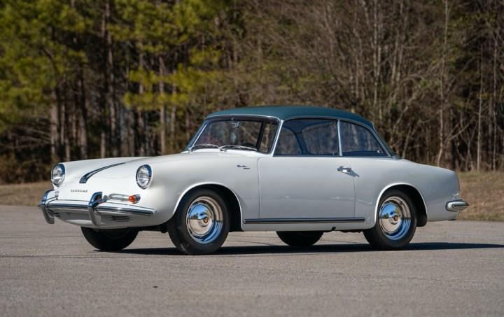 1960 Porsche 356 B Super Coupe 395.500$ EST 400-600.000$