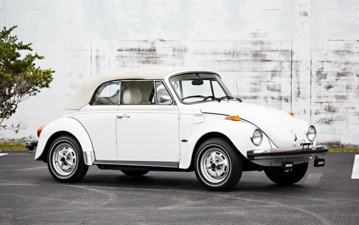 1979 Volkswagen Super Beetle Convertible 42.560$