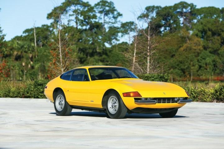 1973 Ferrari 365 GTB_4 Daytona Berlinetta