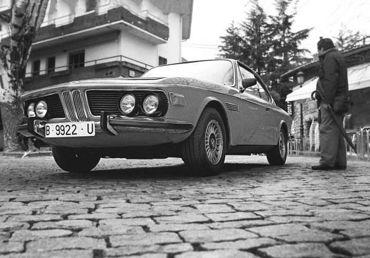 Comprar un coche clásico: BMW 3.0 CSi