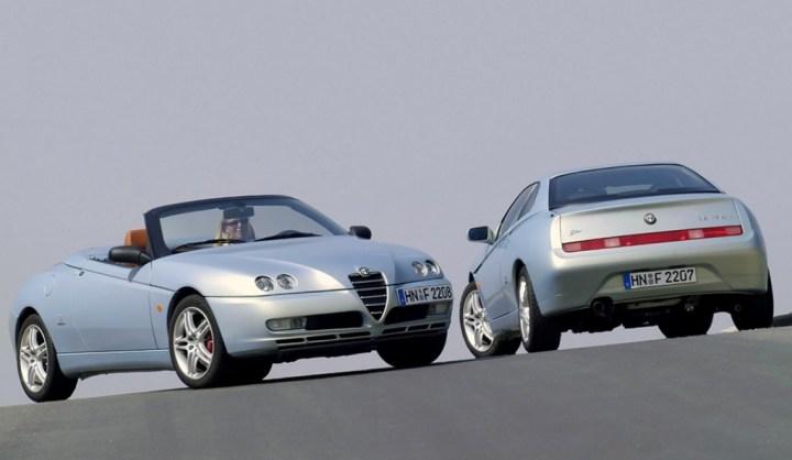 Alfa GTV/Spider