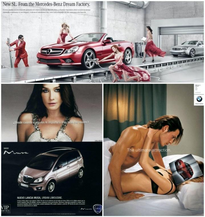 Anuncios machistas coches 3