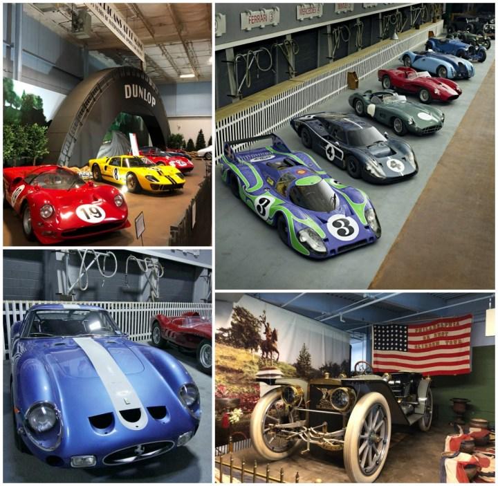 Simeone Foundation Automotive Museum