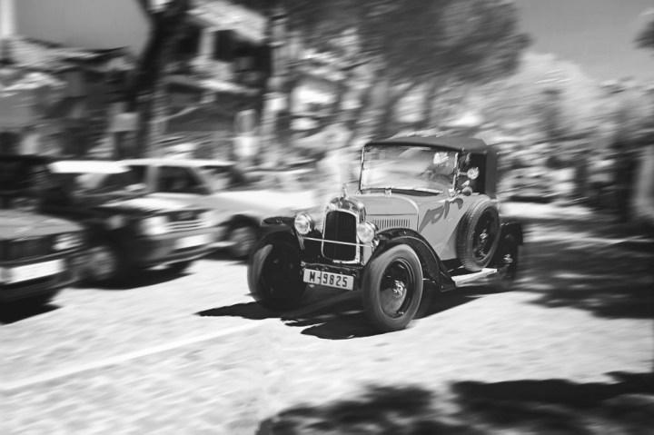 Citroën culopollo