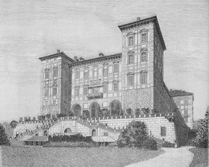 El Castillo de Aglié