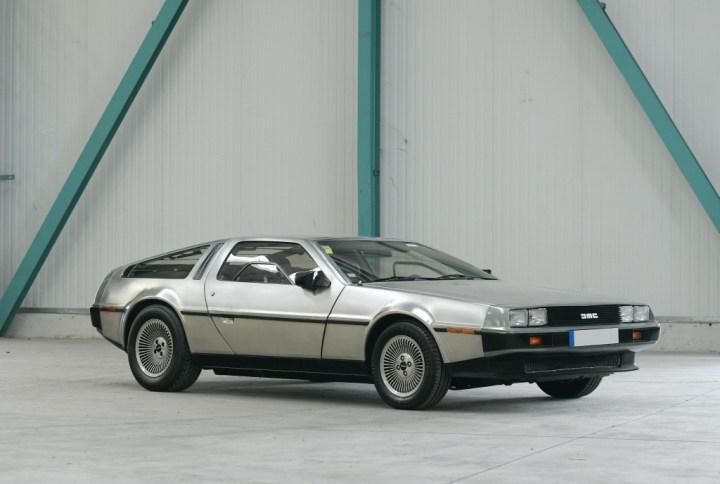DeLorean DMC-12 (1981) 35.200 € | RM Sotheby's