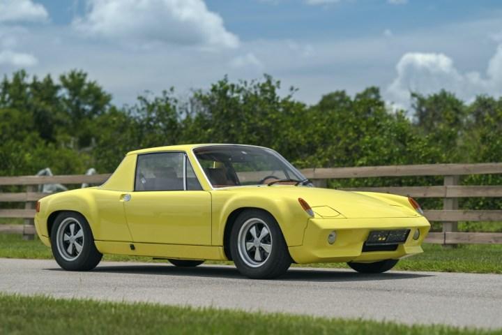 Subastas Monterey 2020 12 RM Sotheby's 1972 Porsche 916