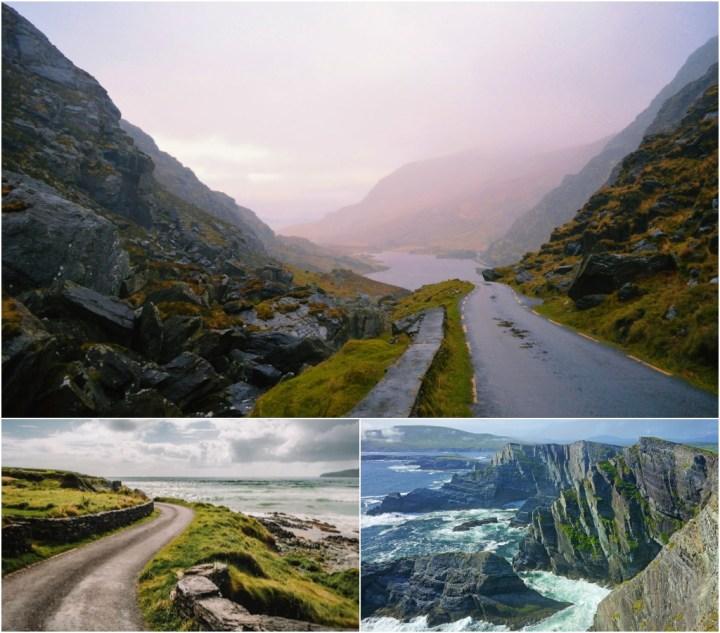Mejores rutas en coche Europa Carreteras por el Ring of Kerry | ireland.com & passionpassport.com
