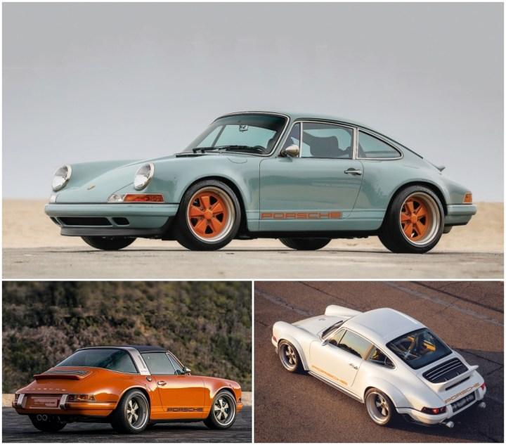 Mis clásicos preferidos... Porsche 911 Singer: un puñado de unidades desde 2009 | Singer