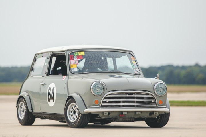 RM Sotheby's Elkhart 1963 Austin Mini Cooper Race Car 41.440 $