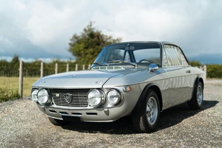 Subastas Otoño 2020 (2) RM Sotheby's London 1969 Lancia Fulvia Coupe Rallye 1 6 HF _0 est 70 80.000 libras SIN VENDER