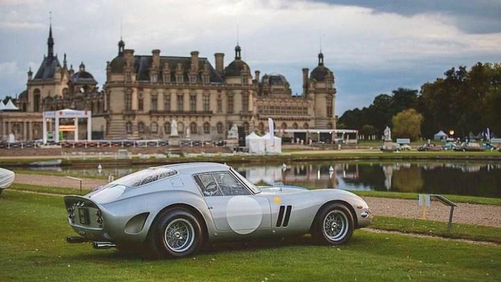 Calendario coches clásicos 2021