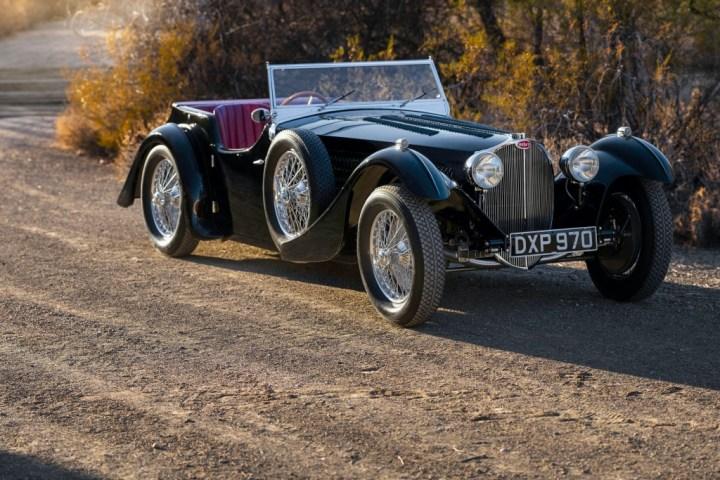 Subastas Arizona 2021: Bugatti Type 57SC Tourer Corsica (1937) | RM Sotheby's