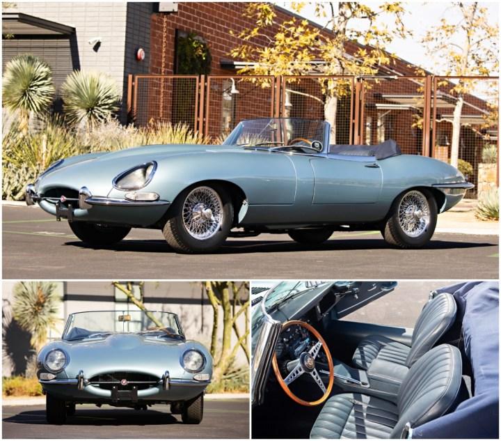 Jaguar E-Type Series I 4.2 Litre Roadster (1966)| Gooding and Company