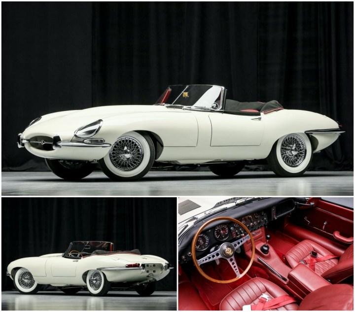 1965 Jaguar E-Type Series I OTS | Worldwide Auctioneers