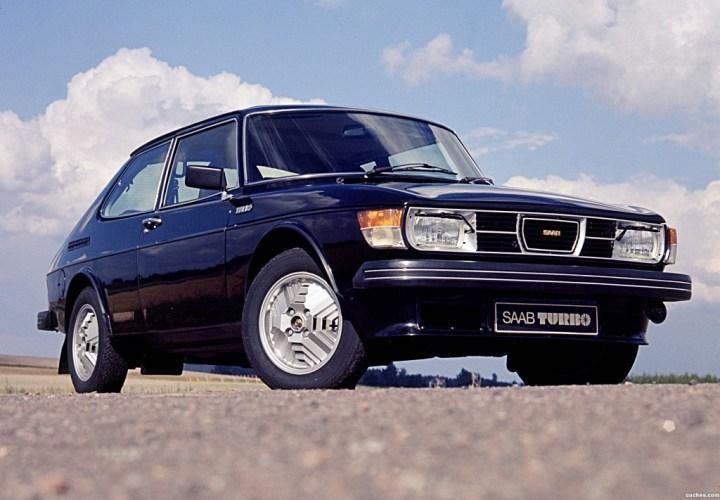 Llantas clásicas: Saab Turbo