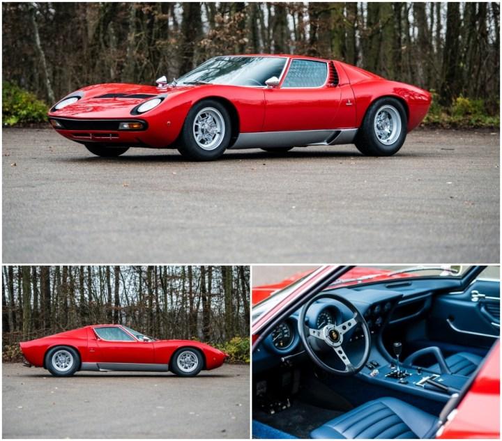 Subastas Paris 2021: Lamborghini Miura P400 SV (1971) | RM Sothebys
