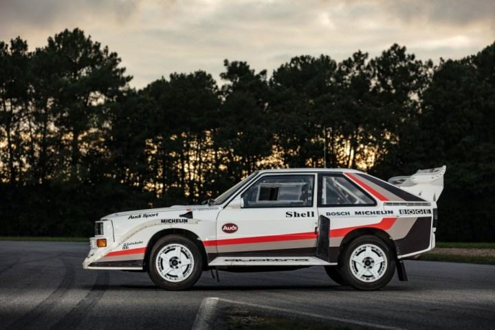 Subastas Paris 2021: Audi Sport Quattro S1 (1988) | Artcurial