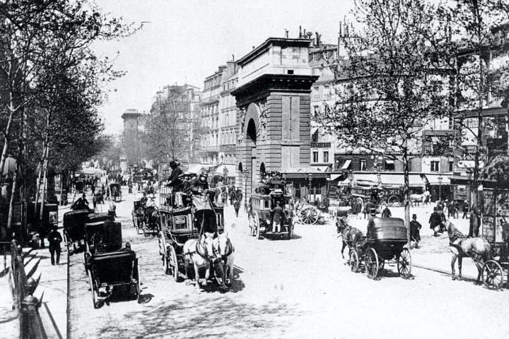 Paris hacia 1895