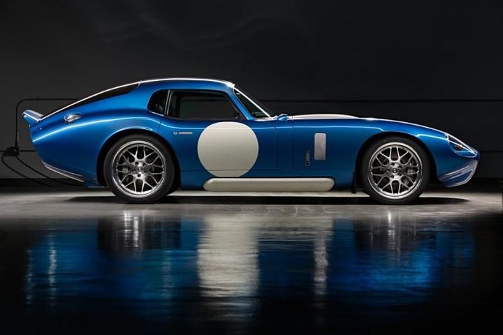 Clásicos eléctricos: Renovo Coupe