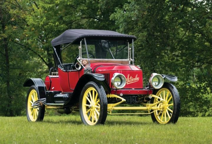 Un Stanley Model 64 Roadster a vapor de 1913 | RM Sotheby's