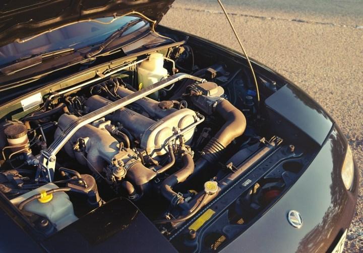 ModificacionesMazda MX-5: vano motor de puck