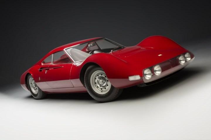 1965 Ferrari 206 P Dino Berlinetta Speciale