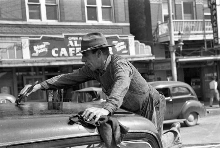 Anécdotas de los coches clásicos: La gutapercha