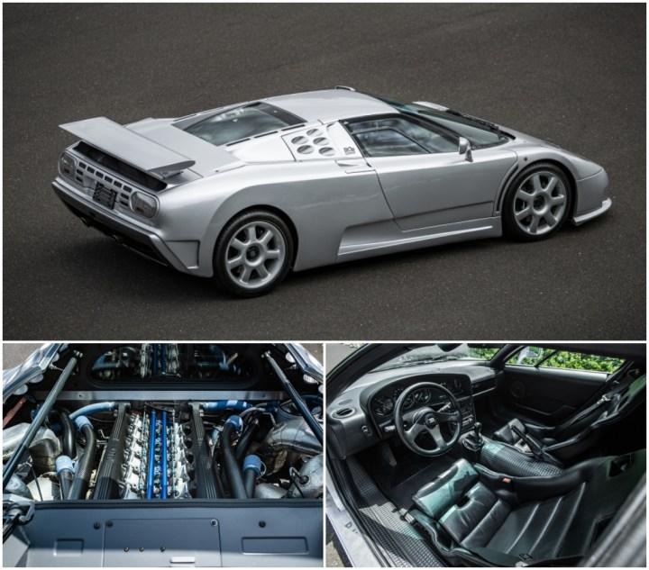 Bugatti EB110 Super Sport de 1994 | RM Sotheby's