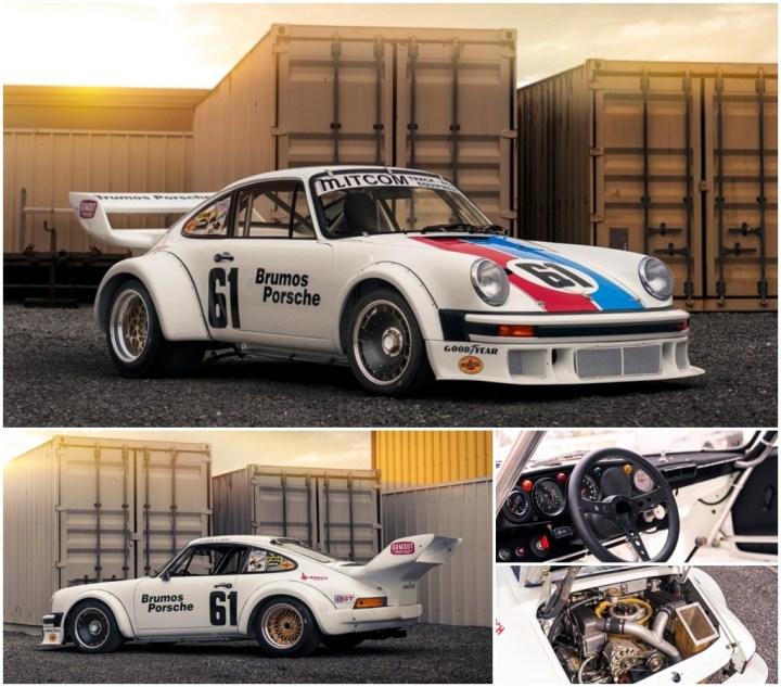 1977 Porsche 934 est 1,3-1,6 M$ sin vender   Gooding