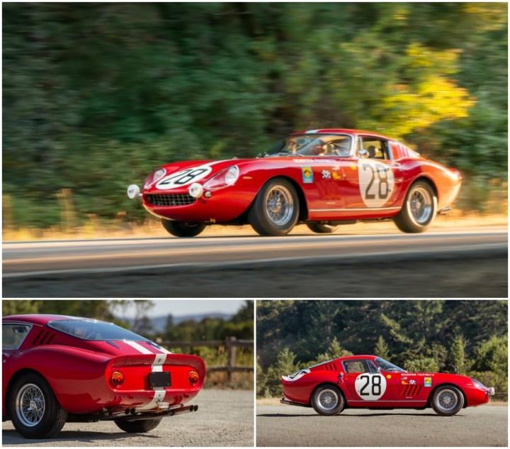 Subastas monterey 2021: Ferrari 275 GTB Competizione de 1966 | RM Sotheby's
