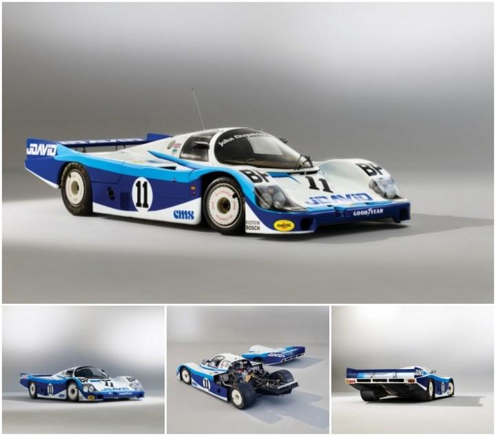 Subastas monterey 2021: Porsche 956 Group C de 1983 | RM Sotheby's
