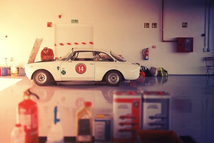 Alfa Romeo en el Jarama