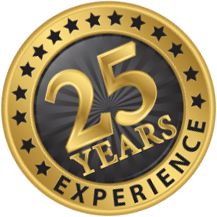 25 Years Metal Roofing Experience