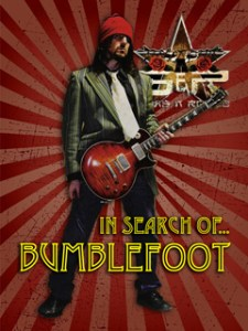 "Ron ""Bumblefoot"" Thal of Guns N' Roses"