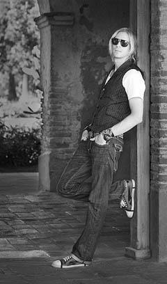 Marty Casey in San Juan Capistrano