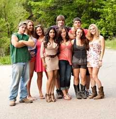 The Cast of MTV's  'Buckwild'
