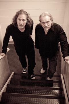 Nick Feldman and Jack Hues
