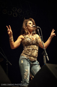 Mickie James: Live On Stage!