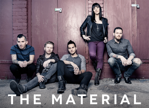 the-material-2013