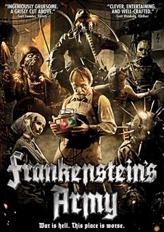 'Frankenstein's Army'