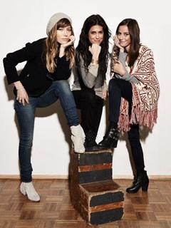 Jessica Biel, Francesca Gregorini and