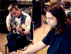 Gavin Rossdale and Nick Raskulinecz