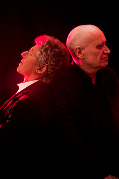 Roger Daltrey & Wilko Johnson