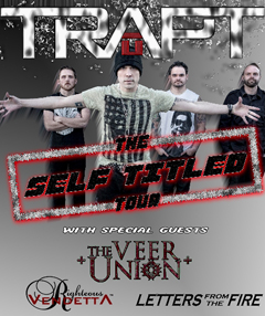 Trapt: Coming To Rock A Town Near You!