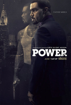 'Power' debuts June 7th on Starz